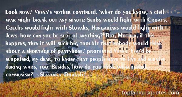 Slavenka Drakulić Quotes