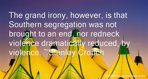 Stanley Crouch Quotes