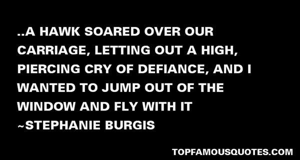 Stephanie Burgis Quotes