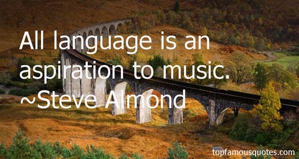Steve Almond Quotes