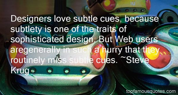 Steve Krug Quotes