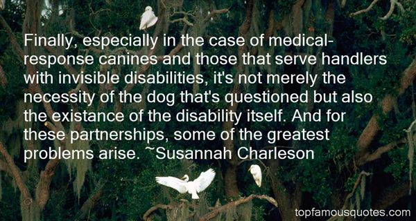 Susannah Charleson Quotes