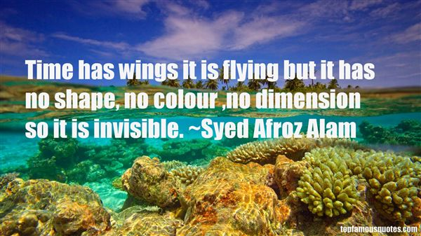 Syed Afroz Alam Quotes