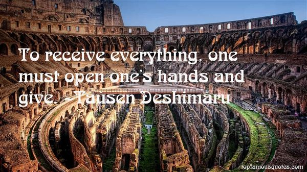 Taïsen Deshimaru Quotes