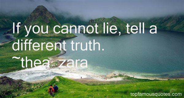 Thea_zara Quotes