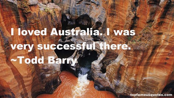Todd Barry Quotes