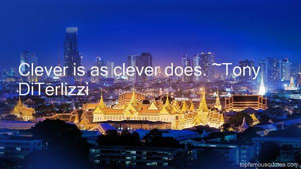 Tony DiTerlizzi Quotes