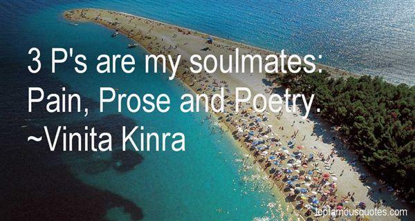 Vinita Kinra Quotes