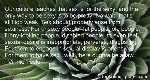 Vinnie Tesla Quotes