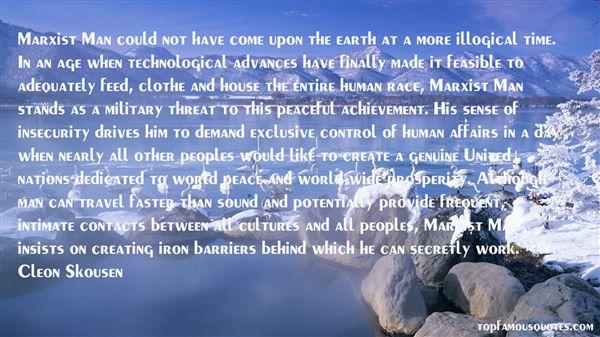 W. Cleon Skousen Quotes