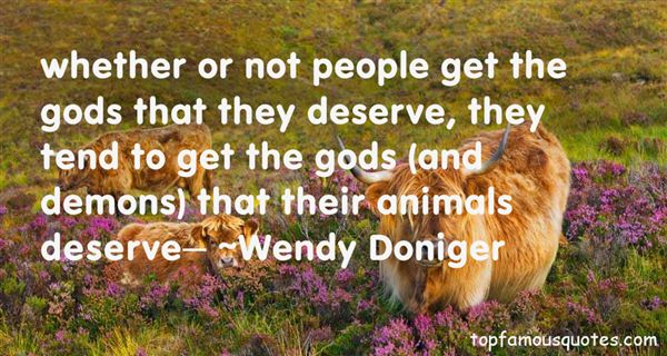 Wendy Doniger Quotes