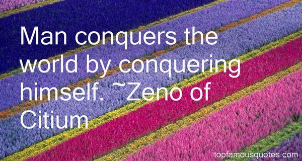 Zeno Of Citium Quotes