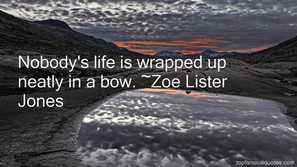Zoe Lister Jones Quotes