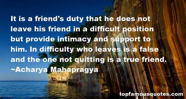 Acharya Mahapragya Quotes