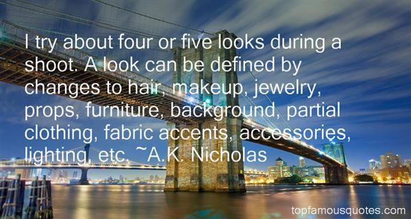 A.K. Nicholas Quotes