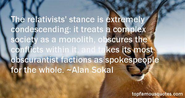 Alan Sokal Quotes