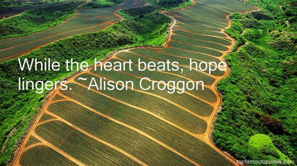 Alison Croggon Quotes