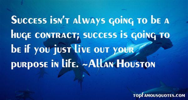 Allan Houston Quotes