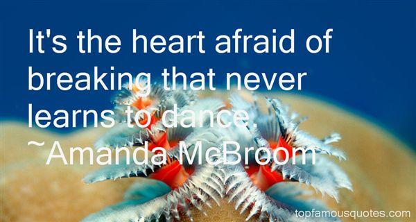 Amanda McBroom Quotes