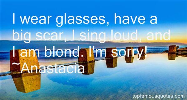 Anastacia Quotes