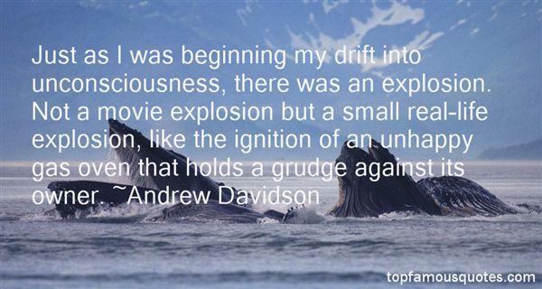 Andrew Davidson Quotes