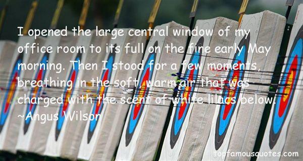 Angus Wilson Quotes