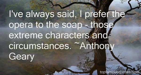 Anthony Geary Quotes