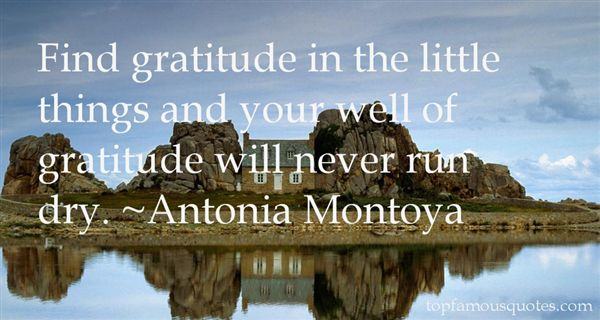 Antonia Montoya Quotes