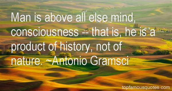 Antonio Gramsci Quotes