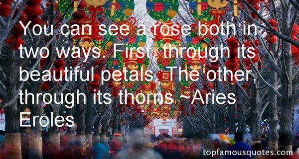 Aries Eroles Quotes