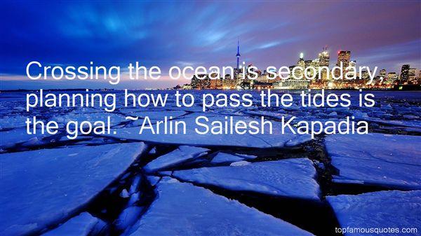 Arlin Sailesh Kapadia Quotes