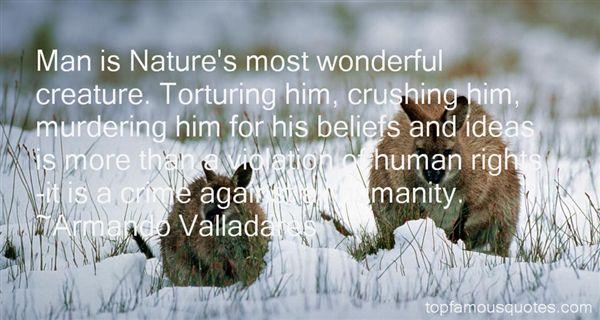Armando Valladares Quotes