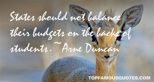 Arne Duncan Quotes