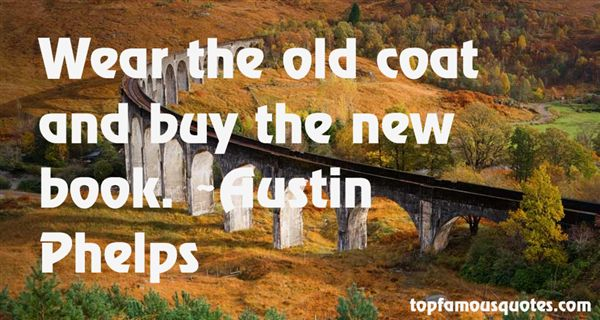 Austin Phelps Quotes