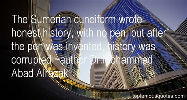 Author Dr.Mohammed Abad Alrazak Quotes