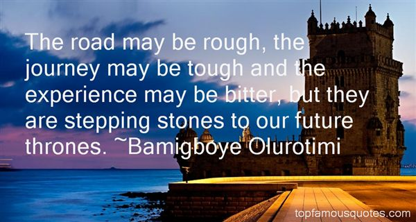 Bamigboye Olurotimi Quotes