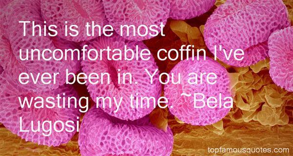 Bela Lugosi Quotes