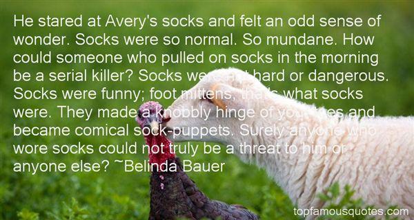 Belinda Bauer Quotes