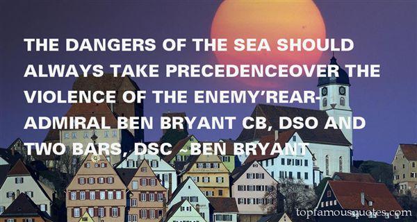 Ben Bryant Quotes