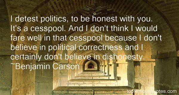 Benjamin Carson Quotes