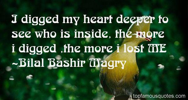 Bilal Bashir Magry Quotes