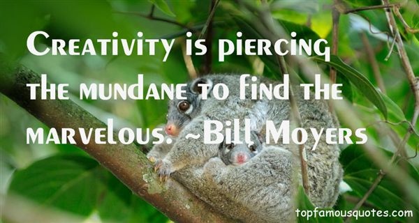 Bill Moyers Quotes