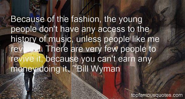 Bill Wyman Quotes