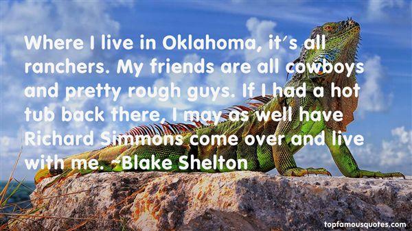 Blake Shelton Quotes