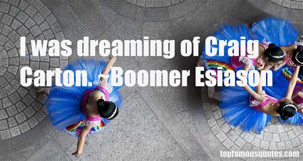 Boomer Esiason Quotes