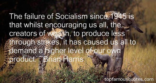 Brian Harris Quotes