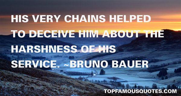 Bruno Bauer Quotes