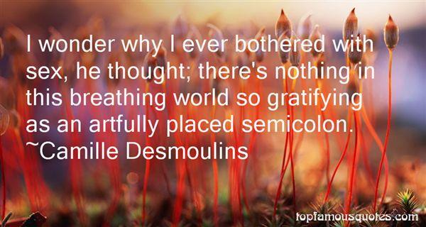 Camille Desmoulins Quotes