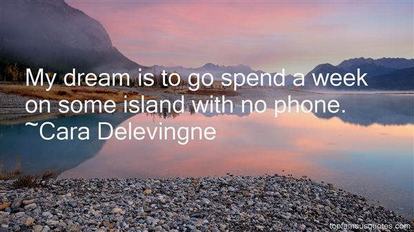 Cara Delevingne Quotes