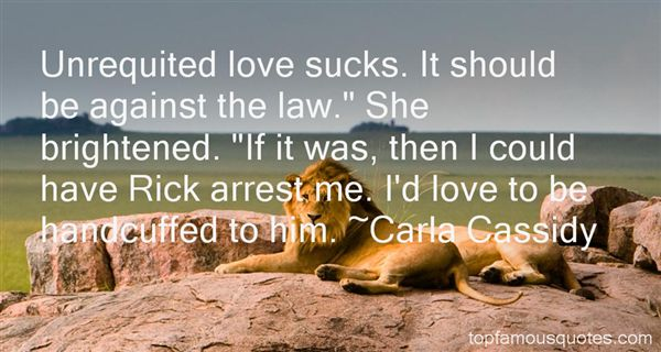 Carla Cassidy Quotes